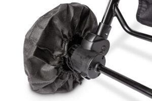 Stroler wheel covers